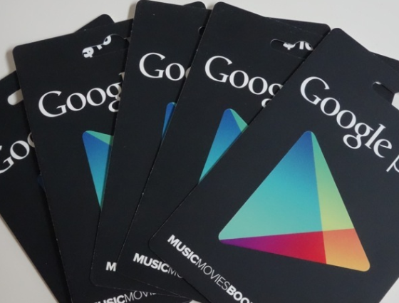 구글 기프트카드 사용처